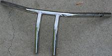 Used Custom Chopper Rat Rod Drag Bike Heavy Duty Handle Bars Bar Set (U-309)