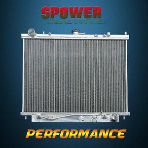 2-Row/CORE Aluminum Radiator For Honda Passport EX LX 98-02 Isuzu Rodeo 98-03