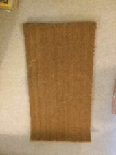 Heavy Duty Natural Coconut COIR  Door Mat Matting 750mm x 400mm