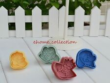 Lovely Snow White Dopey Plunger Cookie Sugarcraft Fondant Cake Decor Mold Cutter