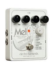 Electro Harmonix Mel 9 Polyphonic Tape Replay Mellotron Machine MEL9 Pedal
