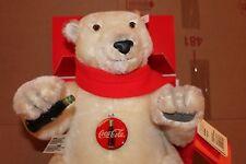 """Steiff 670336 """"Coca Cola Polar Bär"""""""