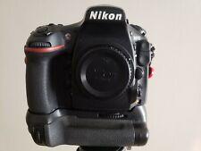 Nikon D810 36.3 MP Digital SLR Camera - Black (Body Only) US Model
