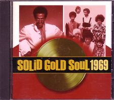 Time Life Solid Gold Soul 1969 CD  EDWIN STARR DELLS BOOKER T MGS JERRY BUTLER