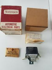 Volkswagen Classic Transporter 6 Volt Voltage Regulator Sorensen G-101 Unused