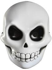 Skeleton Skull Grim Reaper Scary Horror Adult Vacuform Halloween Mask