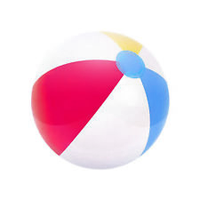 Bestway Panel Beach Ball - White 20 Inch