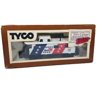 Vintage HO Tyco Spirit of '76 Caboose Freight Car