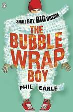 The Bubble Wrap Boy-ExLibrary