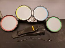 Wired Xbox 360 Rock Band Drums replacement w/ pedal - TESTED! no breakaway cable