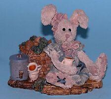 "Boyds Bears #2558"" Amelia's Enterprise..Carrot Juice"" carrots, Rabbit, 1993 NIB"
