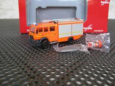 """Herpa 046176 MAN M2000 LF 16/12 """"Feuerwehr Hamburg"""" tagesleuchtrot OVP 1:87"""