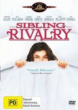 Sibling Rivalry (DVD) Kirstie Alley - Region 4 -  New and Sealed