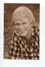 Bryan Utman Seven Brides for Seven Brothers The Waltons Signed Autograph Photo
