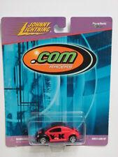 JOHNNY  LIGHTNING 1999  .COM RACERS VW BEETLE  BUG