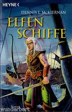 """Dennis L. McKiernan - """" Mithgar 6 - Elfenschiffe """" (2006) - tb"""