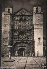ANTIGUA POSTAL VALLADOLID FACHADA DE SAN PABLO OLD POSTCARD POSTKARTE    CC00730