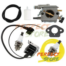 Carburetor For Husqvarna 51 55 Rancher Chainsaw WT-170 503281504 Ignition Coil