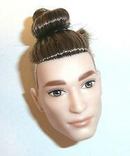@ Barbie Mattel Fashion BMR 1959 Mode KEN Kopf Head a. made to move Konvult