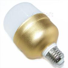 18W E26/E27 Home Energy Saving Bright LED Light Lamp Bulbs Pure White USA Seller