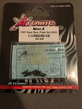 Atomic  Mini Z MR-02 AR-246 FRP Rear Sus.Plate Set (MM)
