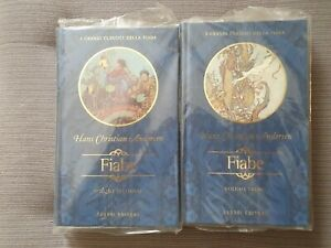 Grandi Classici Fiaba Fiabe Andersen 2 Volumi Fabbri Editori Rilegati!!!