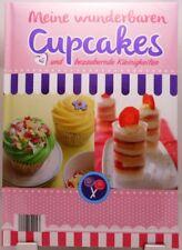 Meine wunderbaren Cupcakes + Backbuch + Leckere bezaubernde Kleinigkeiten backen