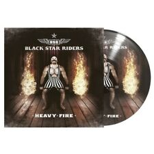 Black Star Riders - Heavy Fire Picture Disc & 0727361388447
