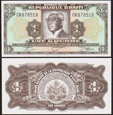 1 GOURDE 1984 HAITI [NEUF / UNC] P239