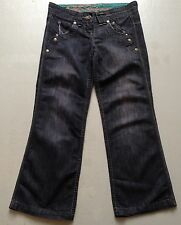 Cotton Petite Distressed L28 Jeans for Women