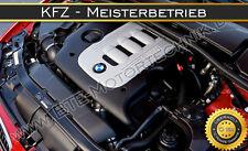 BMW E90 E91 E92 325D 330D 197PS 231PS M57D30TÜ2 MOTORÜBERHOLUNG INSTANDSETZUNG!