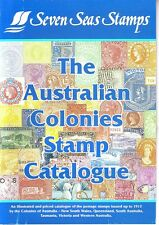 FREE POST AUSTRALIAN COLONIES STAMP CATALOGUE OF AUSTRALIAN STATE STAMPS