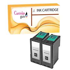 2 Black No. 4 Ink Cartridges For Lexmark X2690 X3690 X4690 Z2490 Z2390 Z2690