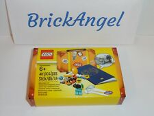 NEW LEGO 5004932 Travel Building Suitcase Passport Mini Figure 2017