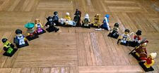 LEGO MINIFIGURES SERIE 2 COMPLETA-FULL 2 SERIES (16 MINIFIGS) 8684