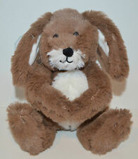 BATH BODY WORKS HOPKINS BROWN BUNNY RABBIT STUFFED ANIMAL PLUSH LIMITED EDITION