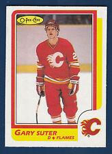 GARY SUTER RC 86-87 O-PEE-CHEE  1986-87 NO 189 NRMINT+  4633