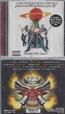 CD--MONSTER MAGNET--MONOLITHIC BABY !