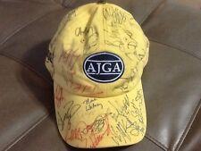 AJGA Las Vegas Founders Junior Golf Championship Hat Gift Signed PGA Players