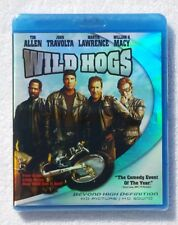 Wild Hogs (Blu-ray Disc, 2007) NEW Free Shipping