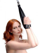 Mistress Isabella Sinclaire Universal Bondage Leather Restraints Handcuffs Cuffs