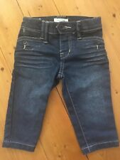 Country Road Baby Girls Skinny Leg Jeans New Size 0 / 6 - 12 Months