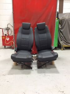 Land Rover Defender Loc & Fold Rearseats By Exmoor Trim LeftAnd Right Hand seats