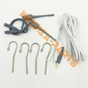 Dental Endodontic Apex Locator Root Canal Finder Test Probe Cord Files for J2