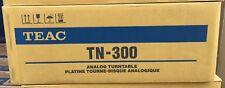 Teac Tn-300 Analog Turntable Tn300Se