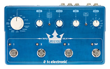 New TC Electronics Flashback Triple Delay Guitar Effects Pedal!