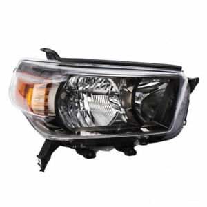 FOR TY 4RUNNER W/TRAIL 2010 2011 2012 2013 HEADLIGHT RIGHT 81130-35530