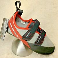 Mad Rock Drifter Climbing Shoe Red/Grey/Black - Size 8