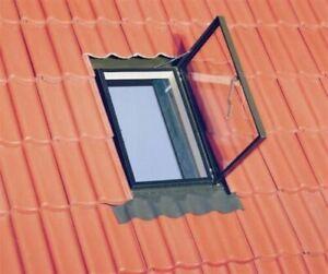 Dachfenster Dachausstieg Ausstiegsfenster 47x73 cm WVD Versa PLUS