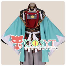 Touken Ranbu Izuminokami Kanesada Cosplay Costume COSYT Full Set with Armours